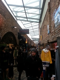 Camden Market Stables London