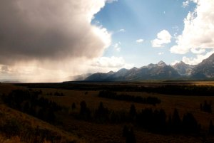Storm Mountains Tetons