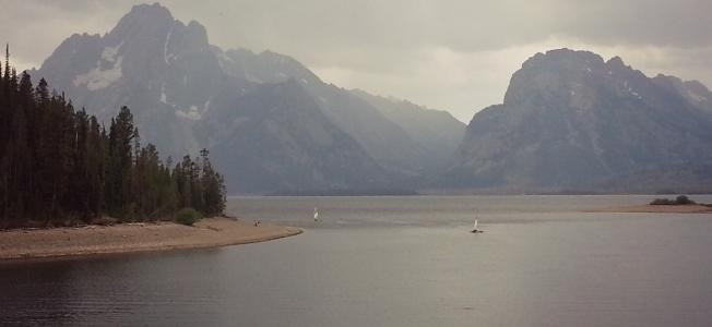 Colter Bay Grand Teton National Park