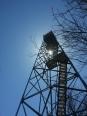 The Shuckstack Firetower